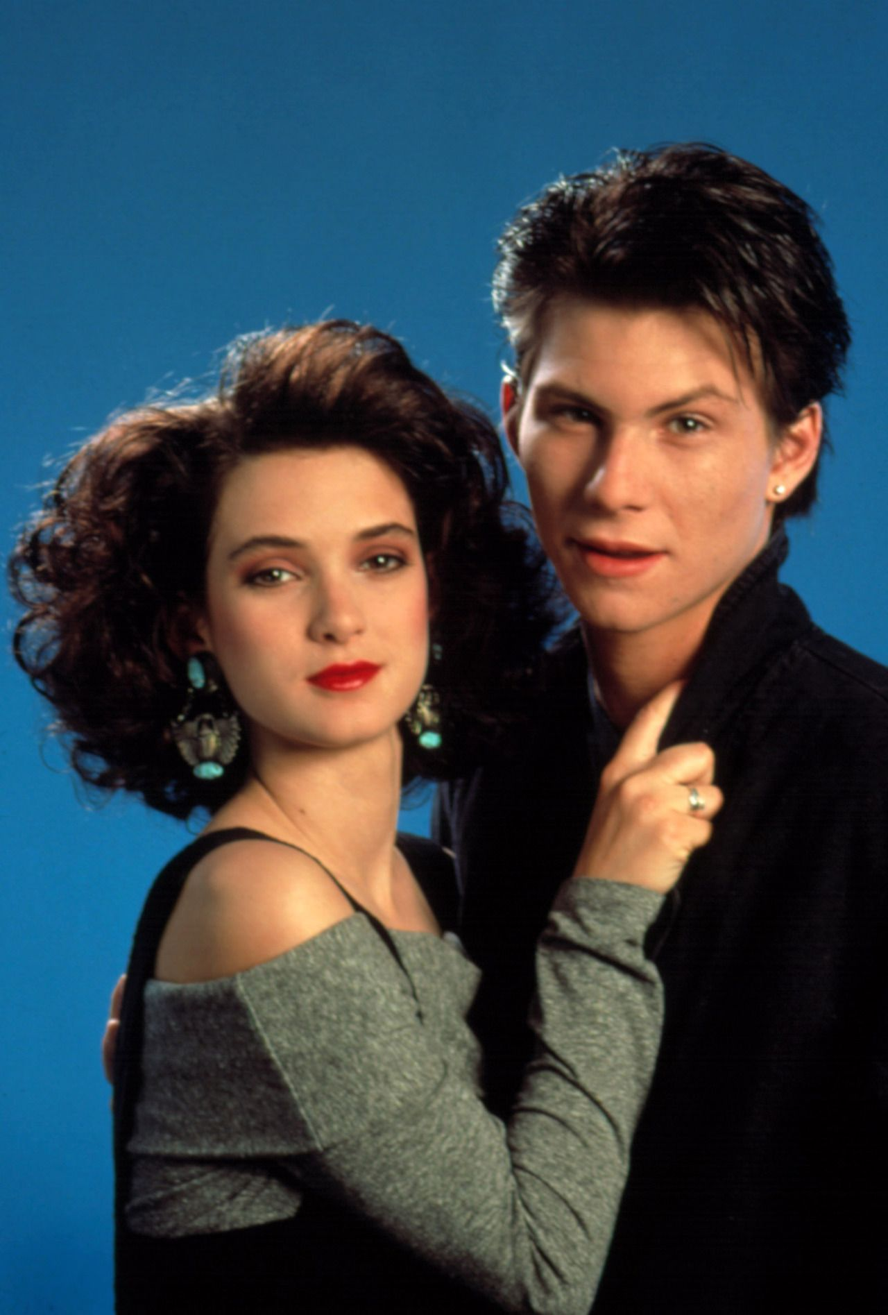 Heathers reminds me of high school the art of cinema magic heathers reminds me of high school kristyandbryce Gallery
