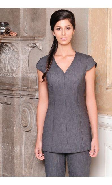 Beauty tunics by diamond designs uniforms shop spa for Spa uniform online