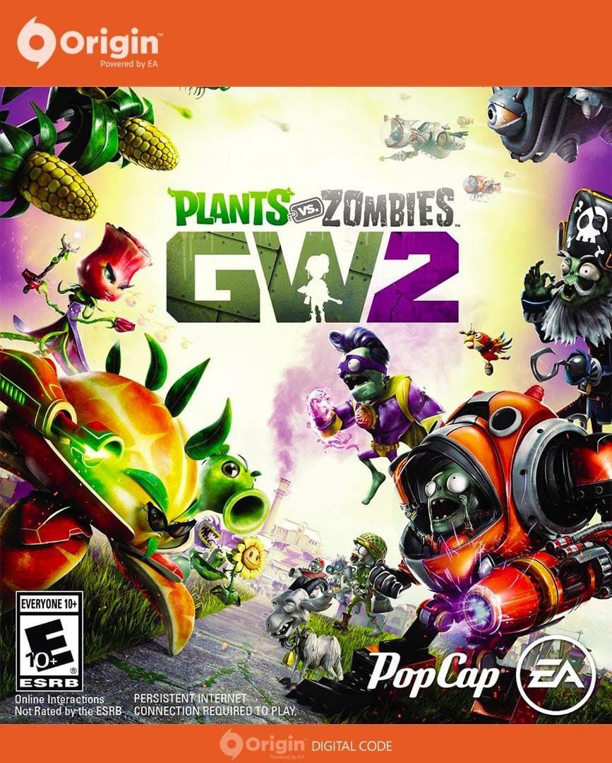Plants Vs Zombies Garden Warfare 2 Plants Vs Zombies Xbox One Games Zombie