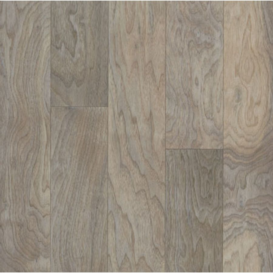 Shop Bruce High Impact 5 In W Prefinished Walnut Locking Hardwood Flooring  (Seashell White