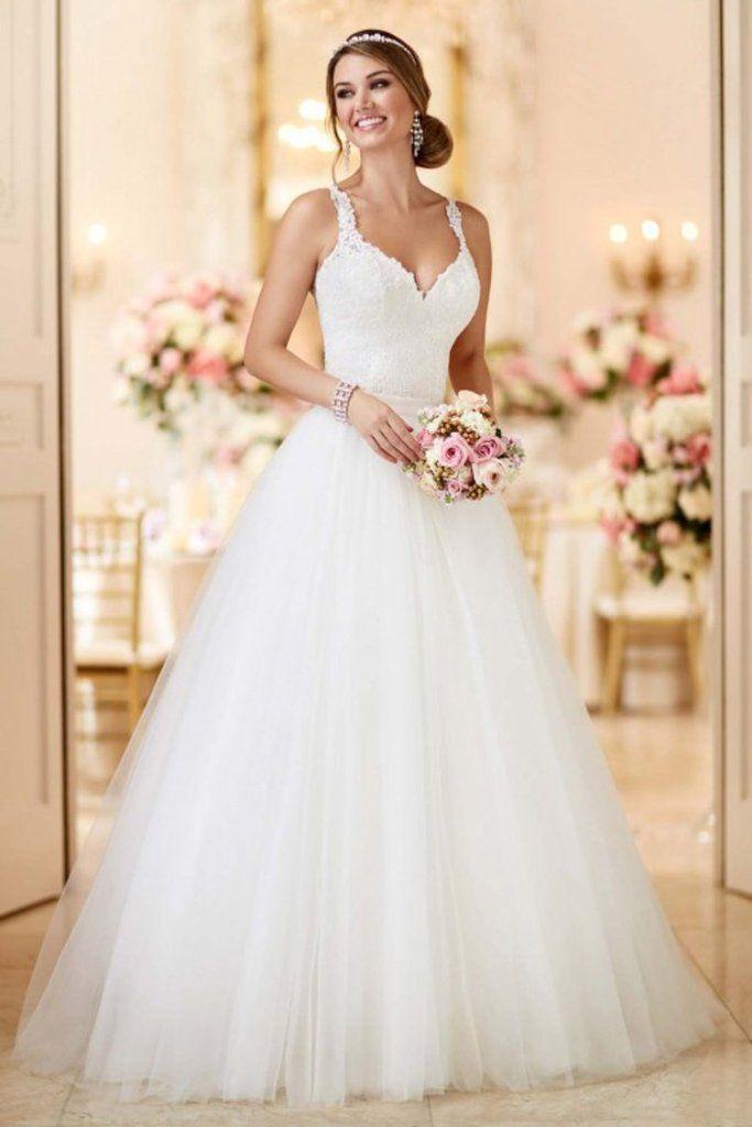 Pin by Leanne Avnit on wedding | Beige wedding dress