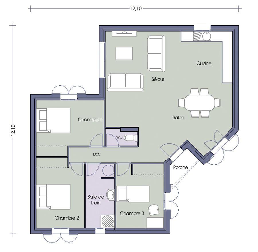 Maisons côté soleil est constructeur de maisons individuelles dans le sud de la france