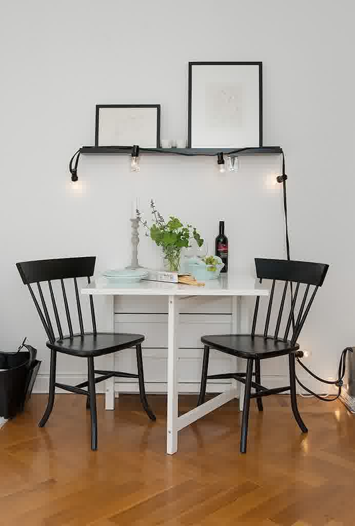 Very Small Dining Table Small Dining Table Apartment Apartment