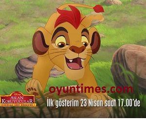 Aslan Koruyucular Kukreme Geri Donuyor Aslan Animasyon Film