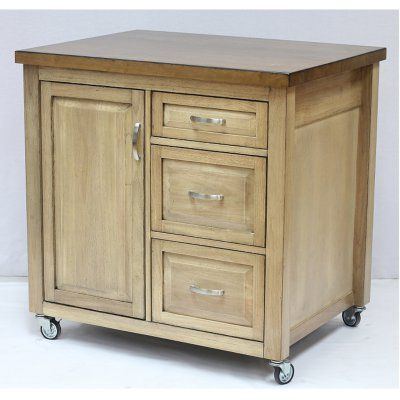Sunset Trading Brook Kitchen Cart in 2019   Portable kitchen ...