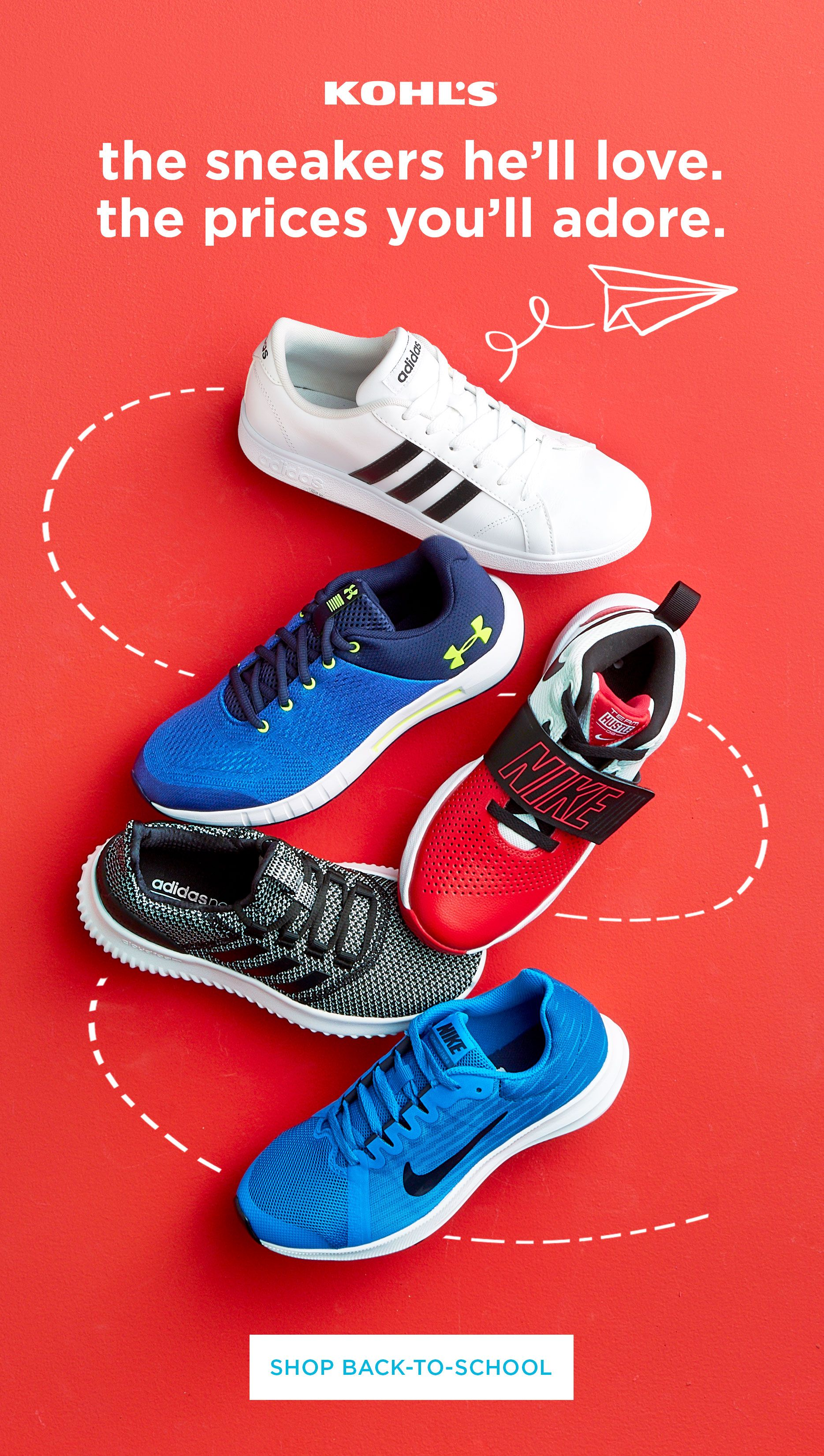 Casual sneakers, Shoes