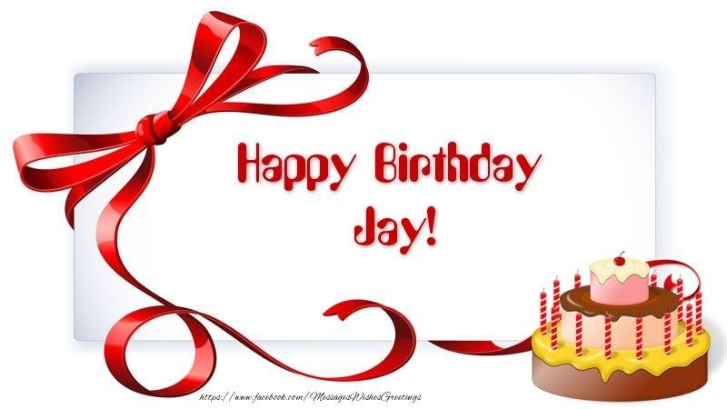 Happy Birthday Jay Happy Birthday Jay Greetings Cards For