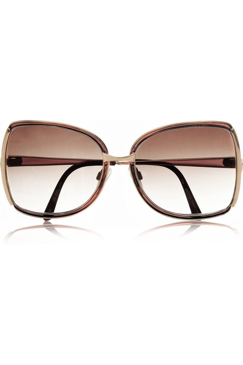 952148fa1e retro sun vintage gucci shades | LENTES SOL | Gafas gucci, Gafas de ...