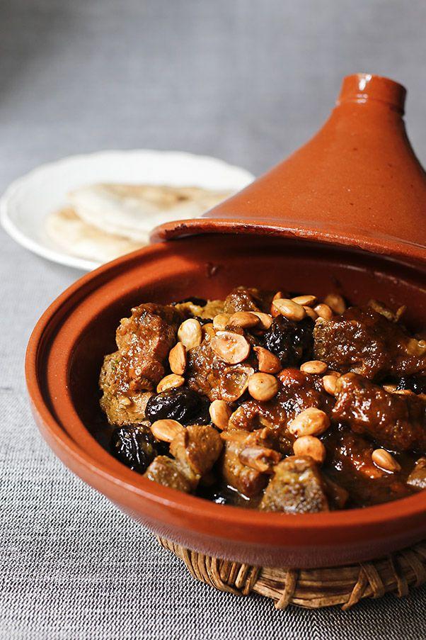 Receta de taj n de cordero y ciruelas platos sencillos for Platos sencillos para cocinar