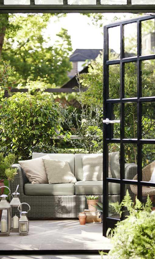 Cómo sacar partido a tu terraza o balcón y convertirlos en otra estancia más de la casa - Foto 1