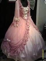 Ball gown ca. 1894-95
