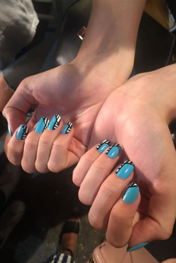 Nail Polish Trends New York | Hession Hairdressing