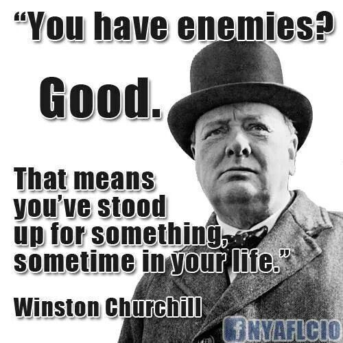 Funny Quotes Churchill: Good Sayings & Stuff