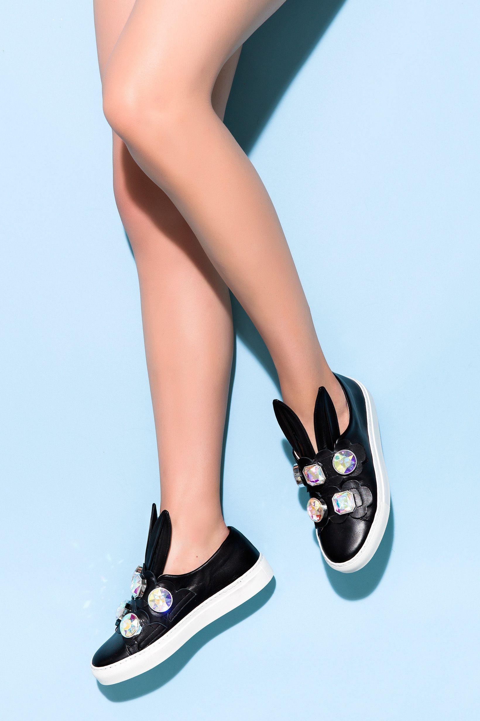 Minna Parikka Gem black | Shoes, Sneakers, Sneakers white