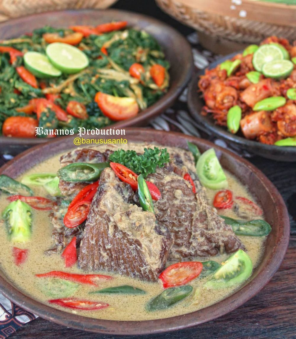 Resep Mangut Ikan C 2020 Brilio Net Di 2020 Resep Makan Malam Resep Masakan