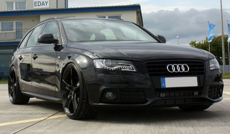 2009 Audi A4 Black Arrow Modified And Tuned By Avus Performance