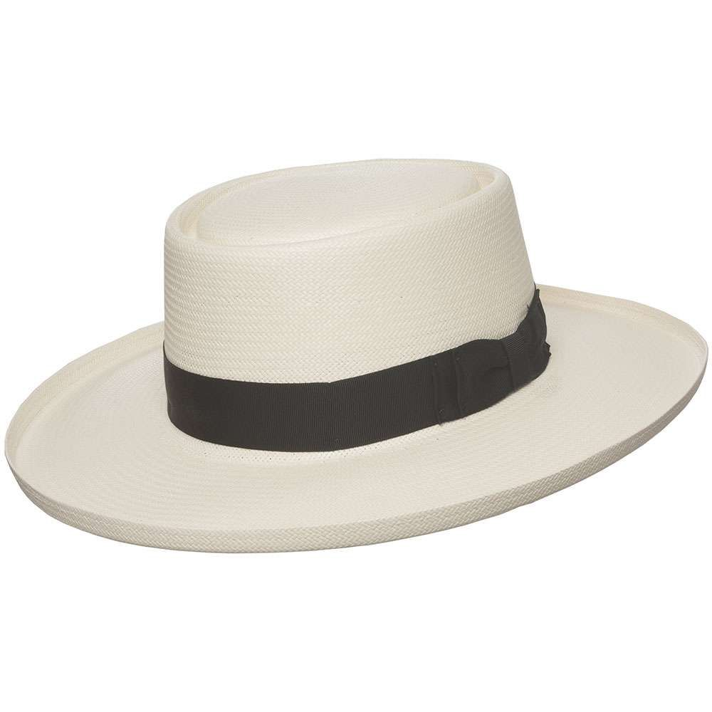 6c12882fa9690e Stetson Colonel Straw Gambler Hat in 2019 | Great Hats | Hats, Hats ...