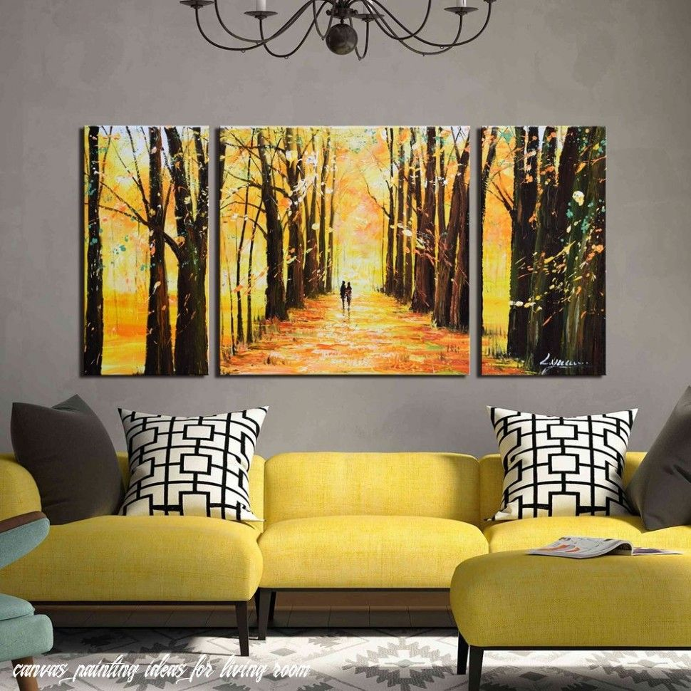 Canvas Painting Ideas For Living Room Canvaspaintingideasforlivingroom Canvaspaintingimagesforlivingro In 2020 Canvas Painting 3 Piece Canvas Art Landscape Wall Art