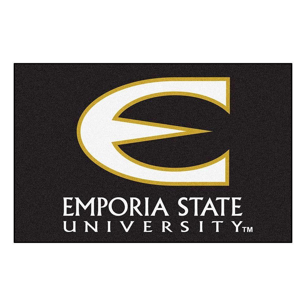 Floor mats us - Emporia State Hornets Ncaa Starter Floor Mat 20x30