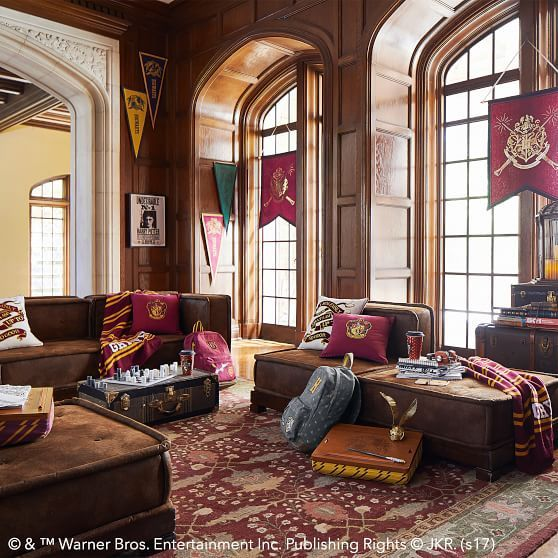 Build Your Own Cushy Sectional In 2021 Harry Potter Room Harry Potter Bedroom Harry Potter Room Decor