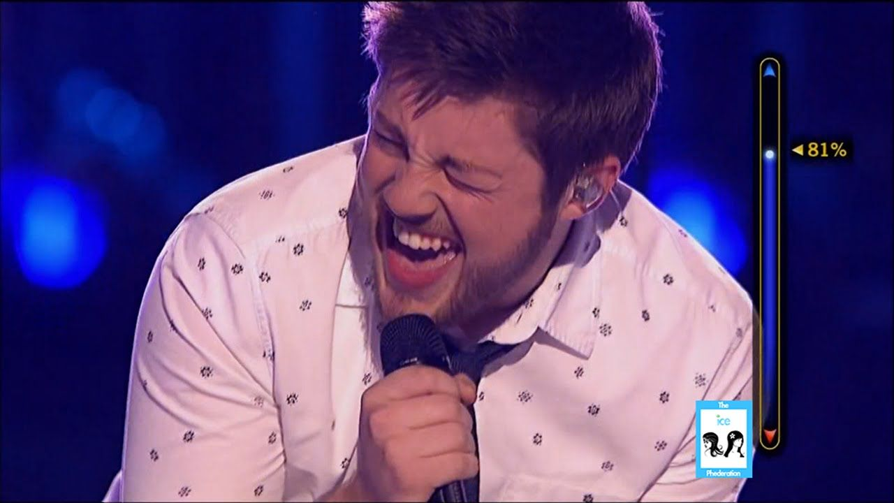 """Rising Star - Austin French """"I Don't Want To Be"""" 