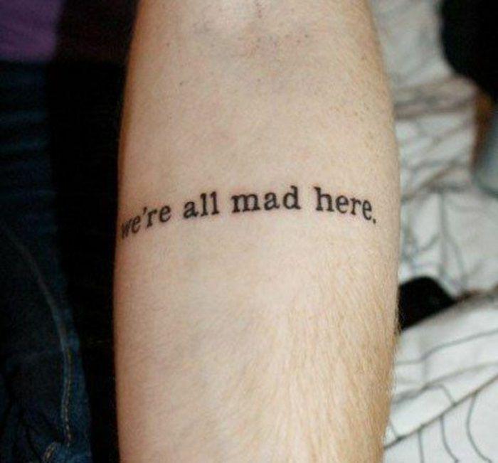 tatuaggi,scritte,frasi,stampatello,carattere,macchina,da,scrivere