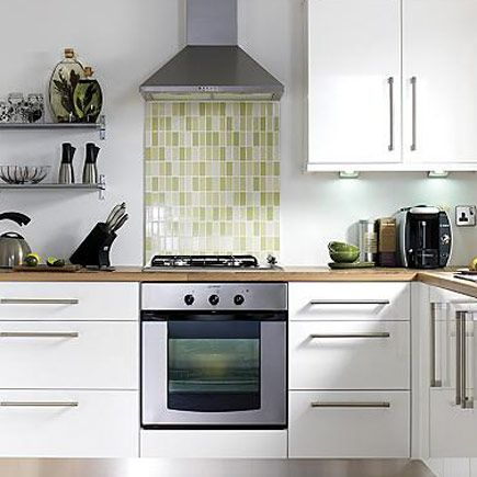 Kitchencompare  Compare Retailers  White Gloss  Bq It Adorable Bandq Kitchen Design Design Decoration