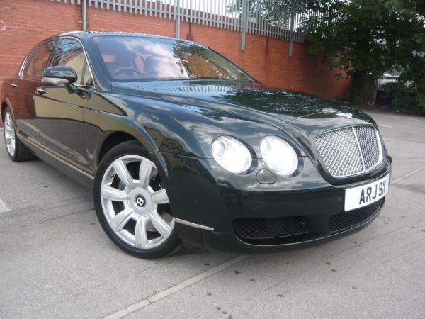 Bentley Continental Flying Spur 1 Registered Keeper, Alloy ...