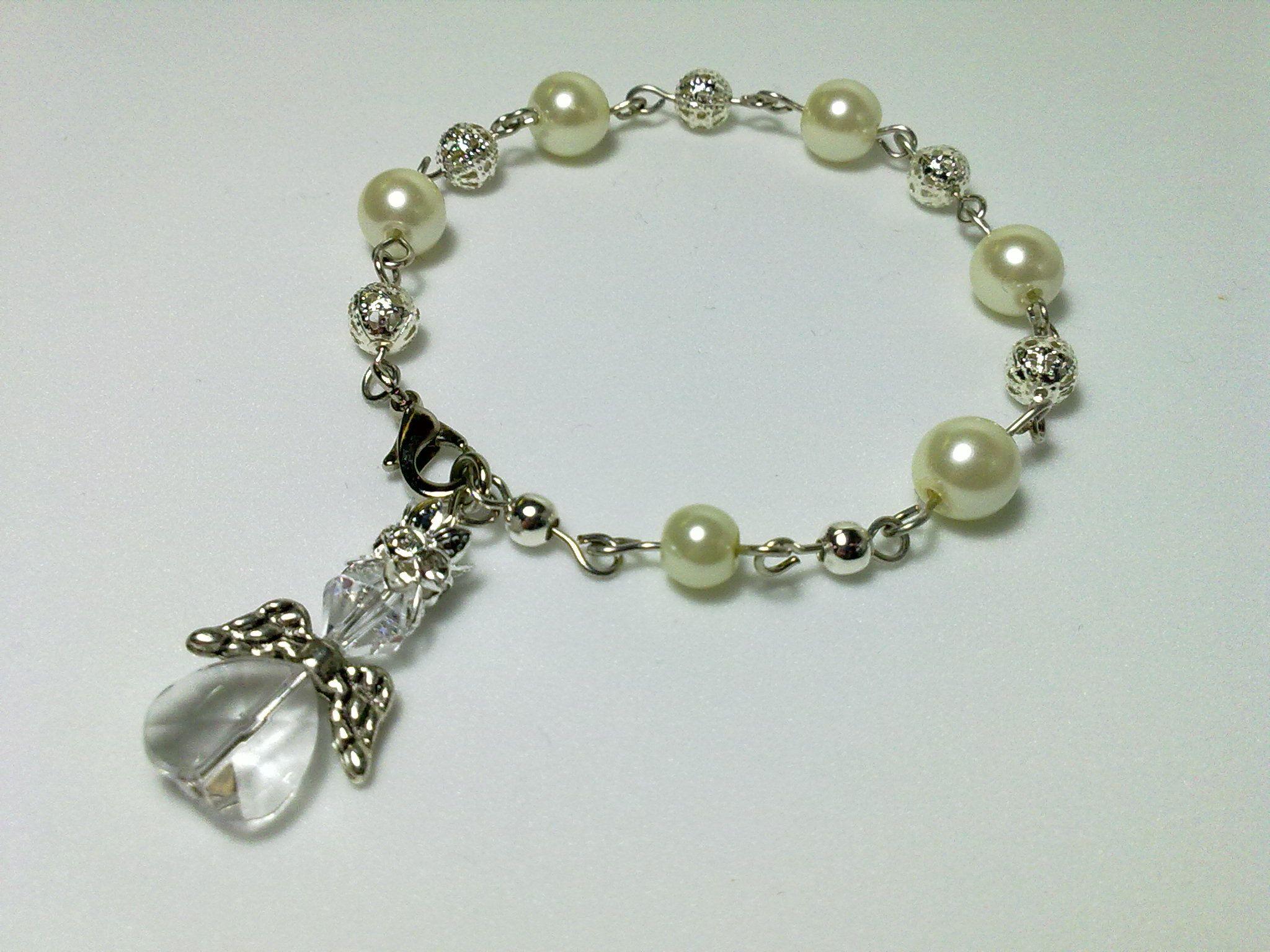 a9277d3aed45 pulseras de perlas y cristales - Buscar con Google