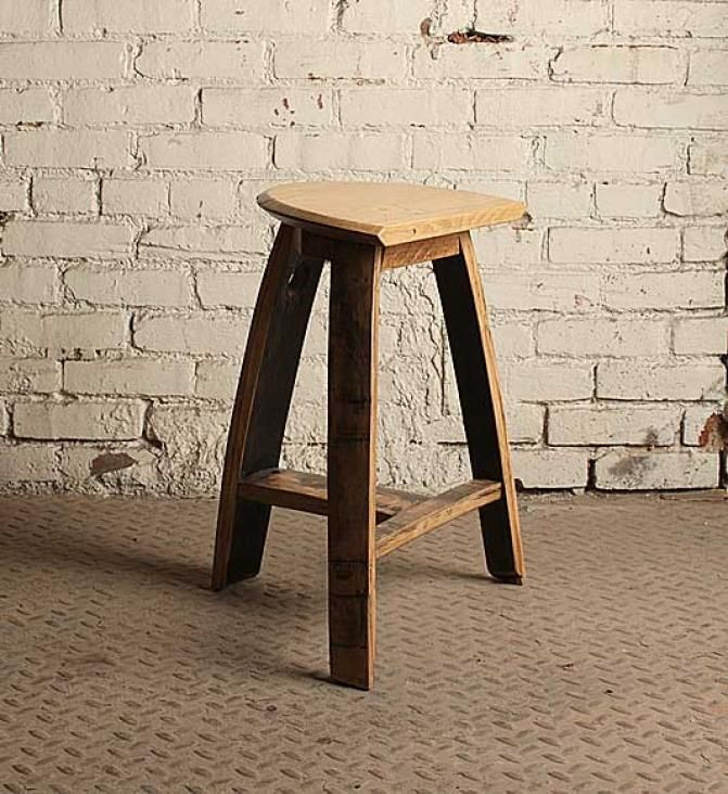 Terrific Sale Bourbon Barrel Bar Stool Made In Louisville Kentucky Ncnpc Chair Design For Home Ncnpcorg