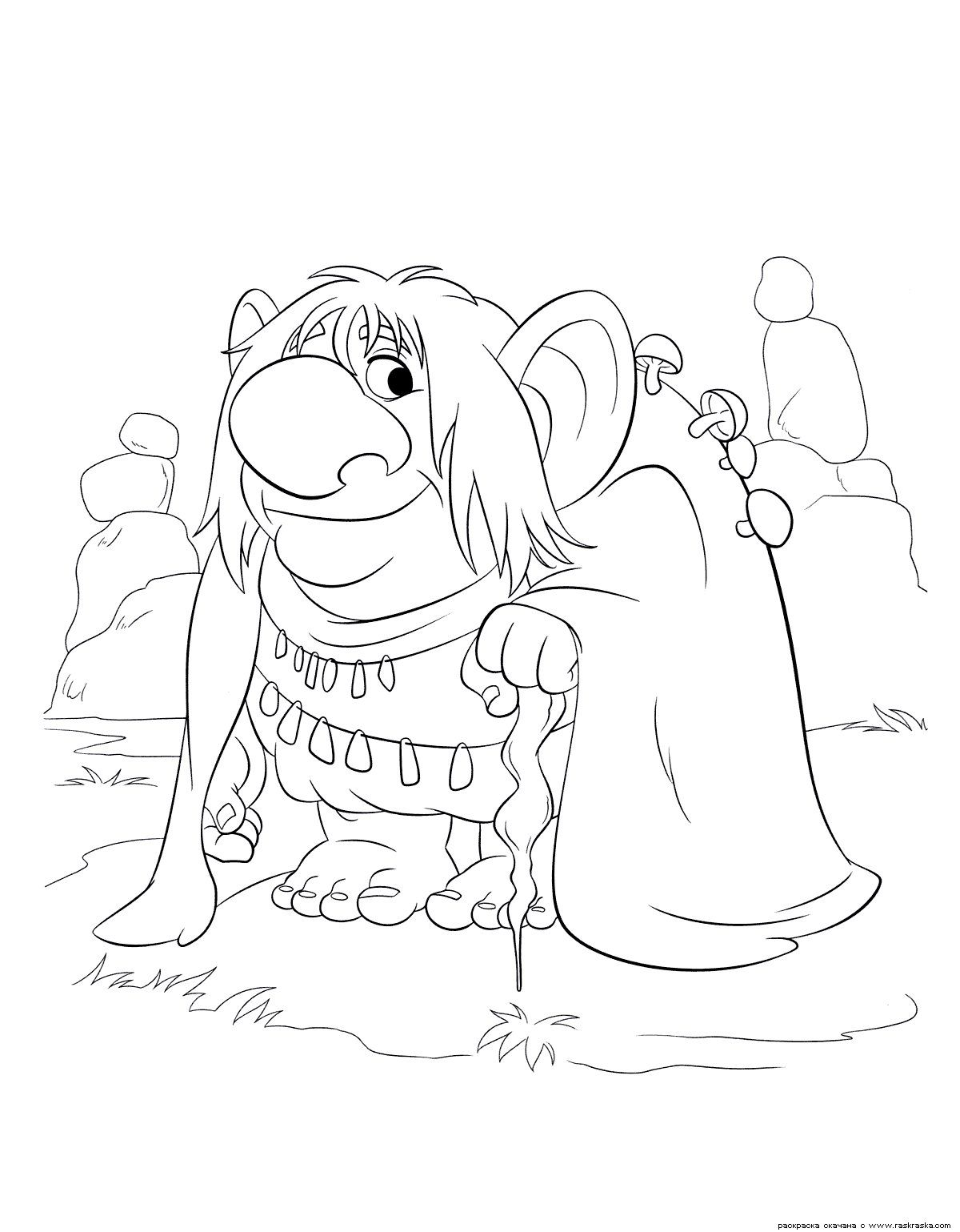 Google frozen coloring pages