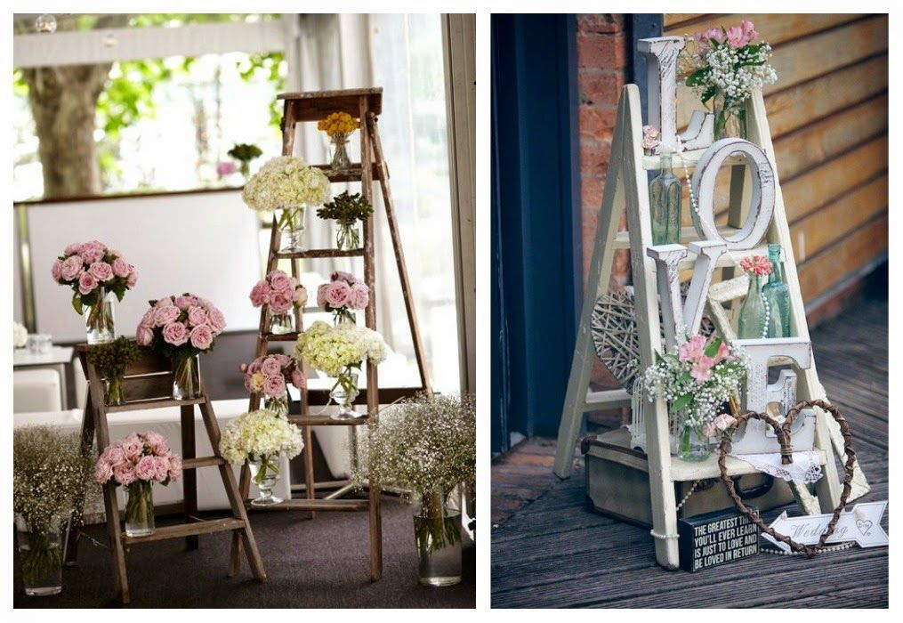 Bodas con detalle blog de bodas con ideas para una boda - Decoraciones bodas vintage ...