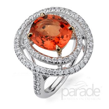 Parade Engagement Rings Style: R2895/O1-WYFS
