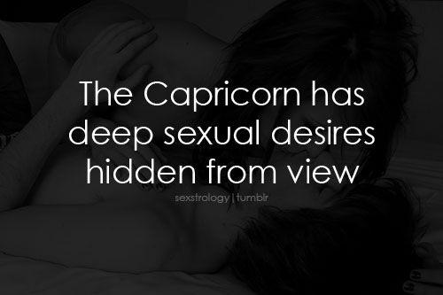 I'm a capricorn