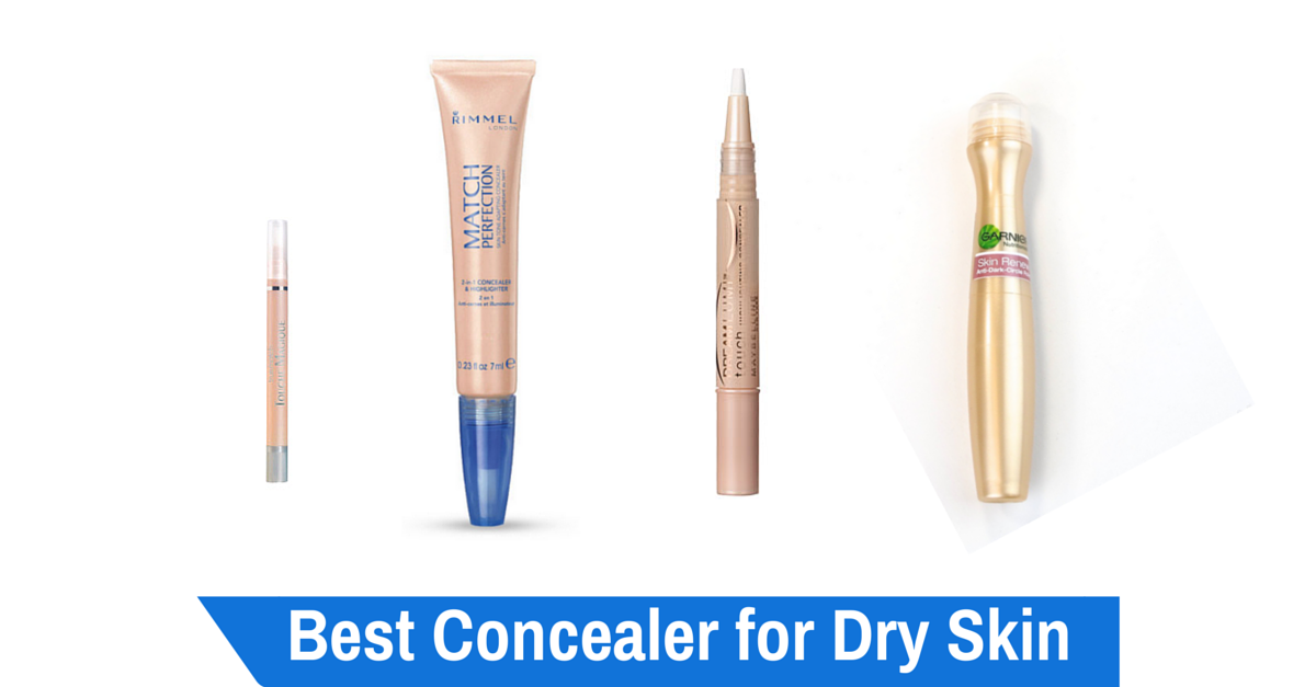 Best Concealer for Dry Skin Of 2015