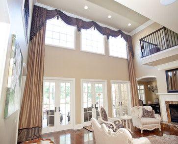 Two Story Window Treatments Window Treatments Window Treatments