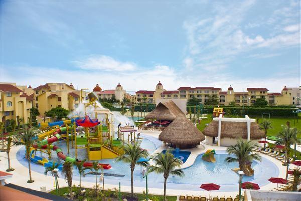 Sea Adventure All Inclusive Family Resort In Cancun Adventure Resort Cancun Resorts Cancun Hotels