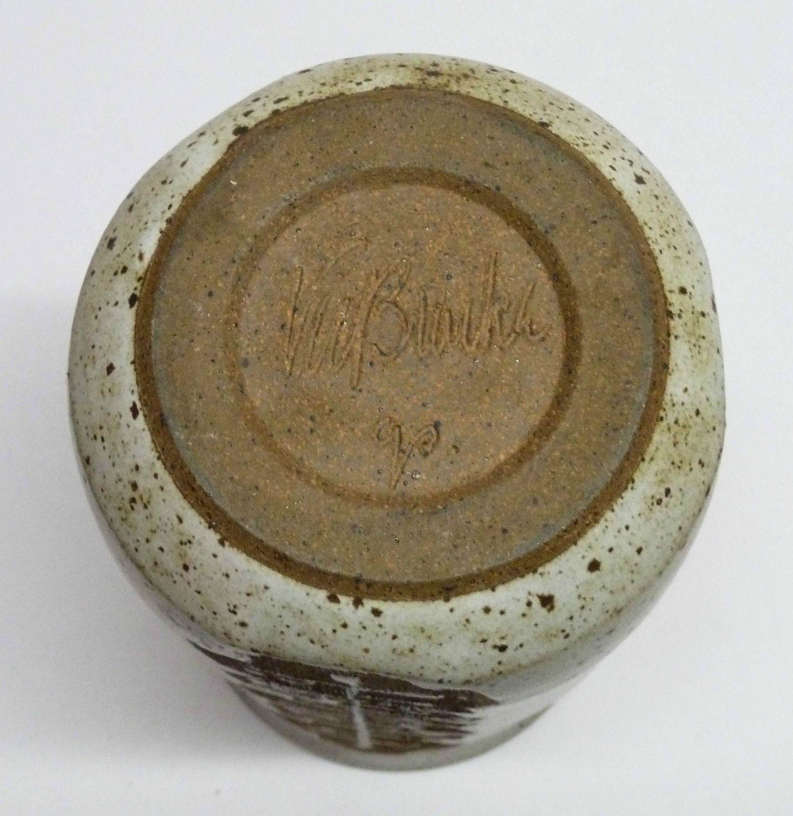 Vintage victor bracke studio pottery modernist vase california vintage victor bracke studio pottery modernist vase california northwest reviewsmspy
