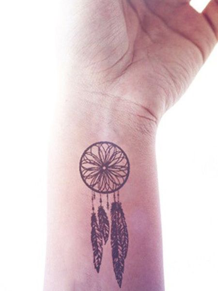 tattoo attrape reve poignet like pinterest tattoo attrape reve poignet et tatouages. Black Bedroom Furniture Sets. Home Design Ideas