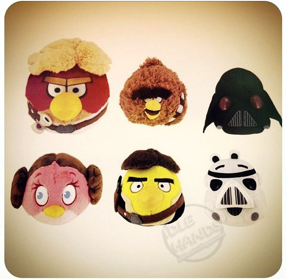 Star Wars Meets Angry Birds With a Huge New Product Line [Updated]