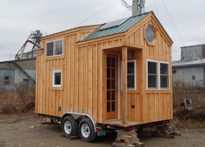Superb 8u0027 X 16u0027 Tiny House On Wheels. Http://jamaicacottageshop.