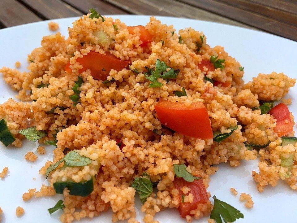 Roter Couscous – Salat von schnickschnack | Chefkoch