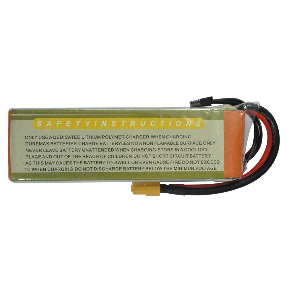 Youme RC 5S Lipo Battery 18 5V 4000mAh 35C70C with XT60 and