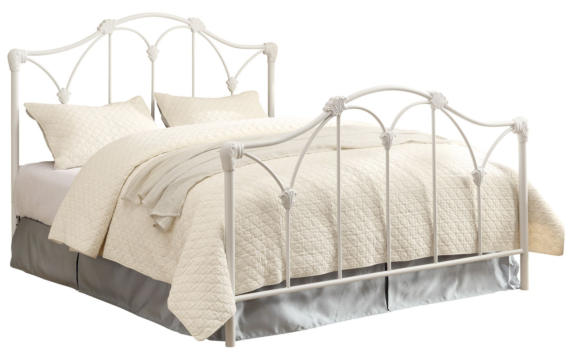 Scarlett Wrought Iron Bed