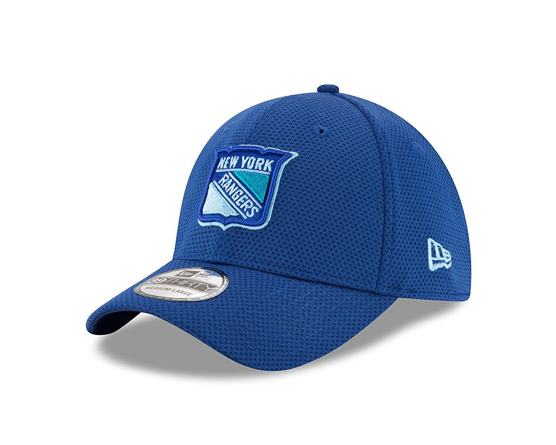 896bd34e079 New York Rangers NHL Adult Tone Tech Redux OTC 39THIRTY Stretch Fit ...