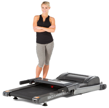 Best under the bed Flat folding Treadmill Folding