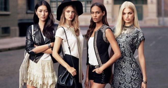 Jugendstil modische Kleidung, Schuhe und Accessoires für Mädchen