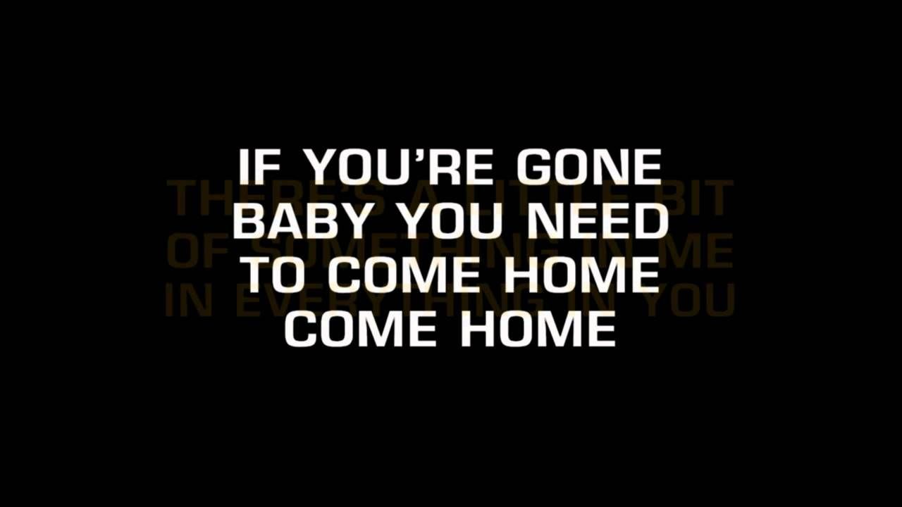 baby when you re gone