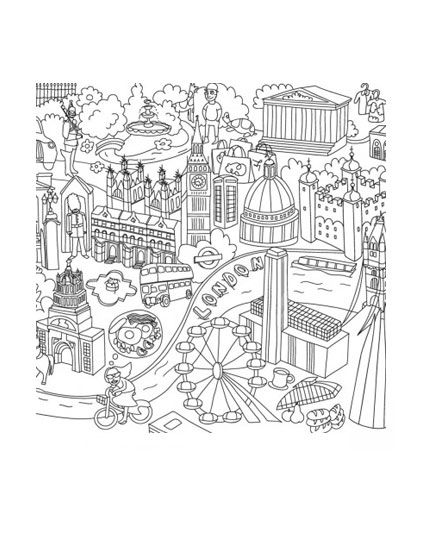 Coloriage paris omy paris pinterest - Coloriage omy ...