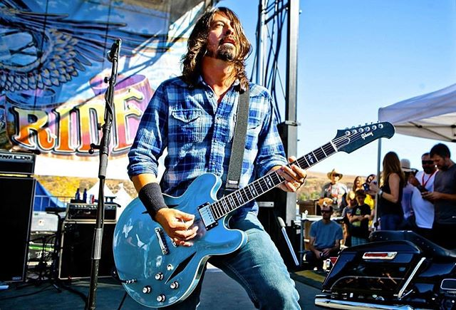 Instagram Foo fighters, Dave grohl, In your honor